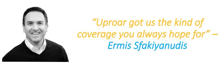 PRFECT Insights Featuring Ermis Sfakiyanudis - Uproar PR